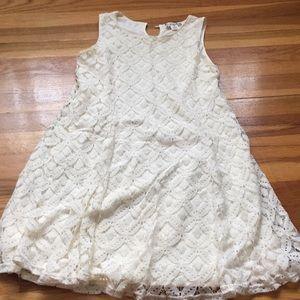 Knit works girls dress